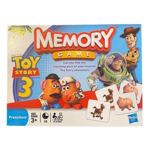 Toy Story 3 Memory Game (Age 3+)